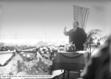 President Taft Speaking at State Fair