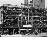Pantages Theatre Construction