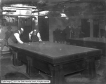 Men Playing Billiards