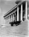 Metz Motor Company, Car on Capitol Steps