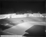 Bonneville Baseball Park at Night