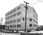 B. F. Redman, New Building