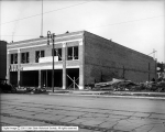 Alkire-Smith Auto Company, New Building