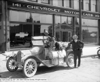 Chevrolet Motor Car Company, Car in Front