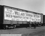 Carload of Willard Batteries