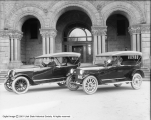 Paige Motor Sales Corporation Cars at City and County Building