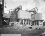 Portland Cement Company, Cement Hoppers Looking Northwest