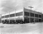 Utah Motor Car Company Building and International Trucks
