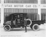 International Motor Truck, Johnson Auto Line