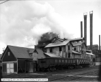 Portland Cement Company, Steam from Cement Hoppers