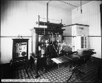 Doctor Harding's Office, X-ray Machine