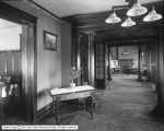 County Hospital, Interior of Nurses Parlor and Dining Room