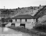 Utah Power and Light Company, Pumping Plant in Jordan Narrows