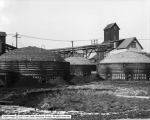 Salt Lake Pressed Brick Company, Exterior Showing Kilns