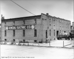 General Electric Company, Exterior of Warehouse, Front View