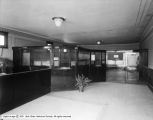 Fillmore Commercial Club, Interior of Bank