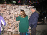 """Knock on Wood"" - Gallivan Plaza; Project 3: Interactive Ritual Space: Installations for..."