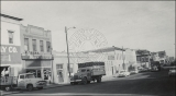 """Blake Street in the 1400 Block where original Blake and Williams store stood in 1858.  It's..."