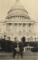 A. Selden Millward at the U.S. Capitol.