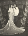 Milton and Mari Tobari Oda wedding portrait.