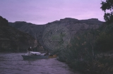 2nd day; 5/30/64.  Dr. Ross's boat-upper Desolation Canyon