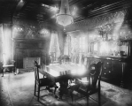 Dining room, Samuel Newhouse mansion [2]