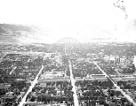 Aerial view of Salt Lake City [1]