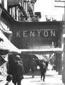 Kenyon Hotel - Sign
