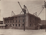 Construction of Salt Lake City's United States Post Office [1]