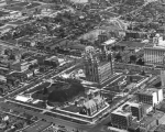 Aerial view of Temple Square, Salt Lake City [2]