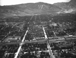 Aerial view of Salt Lake City [3]