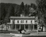 Bowers Mansion, located midway between Reno and Carson City which is the home of Sandy Bowers, one...