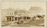 Corner of East Temple (Main) and First South in Salt Lake City with Kimball & Lawrence and...