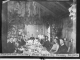 Christmas Dinner, Camp Boarding House, Logan