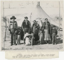"""Peter's Sugar Farm"" (Navajo workers) Chapter 7 Illustration, before page 43: The Navaho..."
