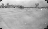 "(Fig. 29a) ""Winter scene looking southwestward from a point approximately where it is..."