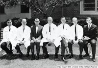 Gastroenterology Staff and Training Fellows 1964