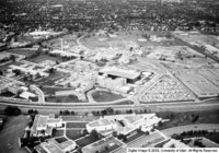 Veterans Administration Medical Center (Aerial View)