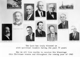 1961 Uintah LDS Stake Christmas Card