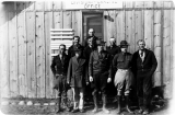 Administrative Staff of the Civilian Conservation Corps (CCC), Vernal Camp
