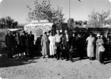 1937 Dedication of Jensen Maube Ferry Monument