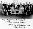 1947 Uintah Stake Presidency and High Council