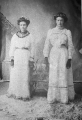 Adelia and Mary Yeager Murray