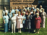 1933-34 Class of Uintah High School Reunion