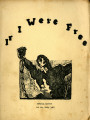 If I Were Free--Joe Hill House Memorial Edition (1967);