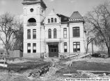 1900 Uintah County Courthouse Demolition