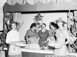 Women Serve Refreshments at Dance