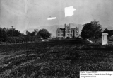 Converse Hall Across Field 1926