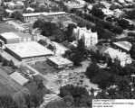 Aerial View of Westminster College Campus, 1960s
