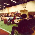 1975 Graduation: Orchestra and Choir